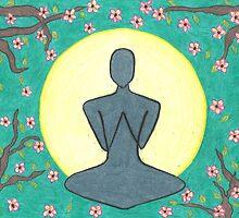 Zen Meditation by scifigoofy