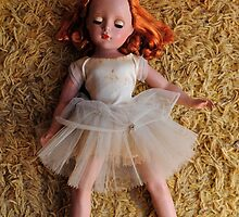 Redheaded doll by ashley hutchinson
