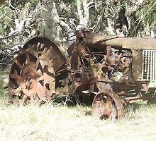 Fordson major by ToniBlake