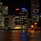Holman Street view of Brisbane City by Wayne  Nixon