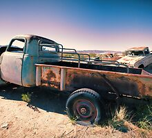 Rust Bucket by Jill Fisher