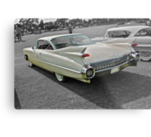 1959 Cadillac Coupe DeVille Metal Print