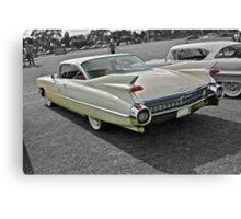 1959 Cadillac Coupe DeVille Canvas Print