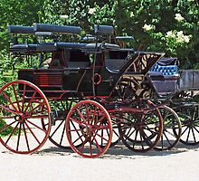 Historic Carriages by Bine