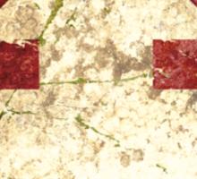 Souther Confederacy Emblem Sticker
