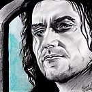 Richard Armitage, suspicious Gisborne by jos2507