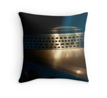 Vinyl Player Throw Pillow