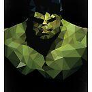 Polygon HULK by Matthew Bonnington