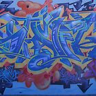 World street graffiti - Statik by grafhunter