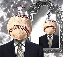 Surreal World Baseball by bchill