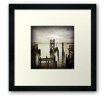 Riverwalk (Astoria #11) Framed Print