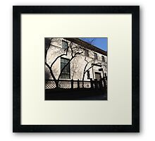 Morgan Library  - New York City Framed Print
