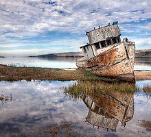 Abandoned Ship by Eddie Yerkish