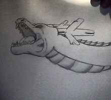 Dragon  by 015792