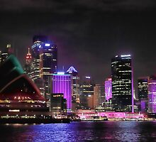 Vivid Sydney - from Opera to Art by yolanda