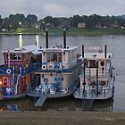 Ohio River Sternwheel Festival by Jack Ryan