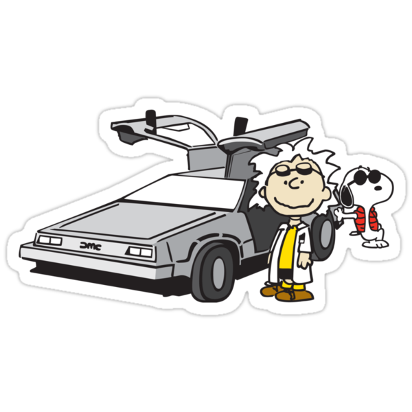 Doc Brown by gcrows