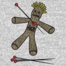 Voodoo Doll for Him by mobii