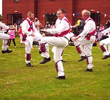 Morris Dancers by trish725