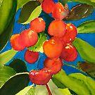 Rainier Rubies by Sally Griffin