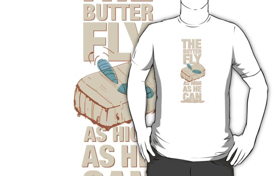 THE BUTTER FLY by guillaume bachelier