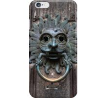 Sanctuary Knocker iPhone Case/Skin