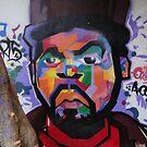 Graffiti As Artwork III - Grafiti Como Obra Del Arte by Bernhard Matejka