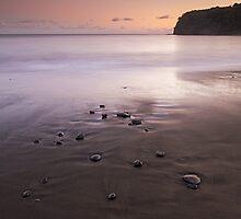 Waking Early - Tahiti, French Polynesia by Matthew Kocin