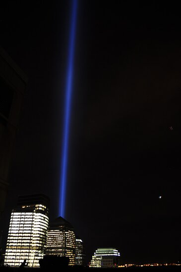 Tower Lights by peterrobinsonjr