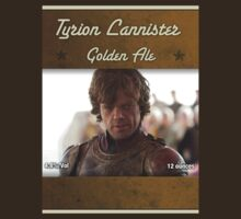 Game of Thrones Tyrion Lannister by wasdstomp