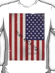 Punk Rock USA T-Shirt