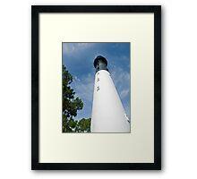 Hunting Island Lighthouse, South Carolina Framed Print