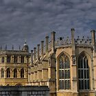 Inside Windsor Castle (1) by cullodenmist