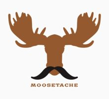 MOOSETACHE by Rene Juan de la Cruz