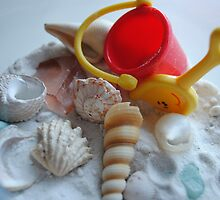 White Sand Therapy by Sandra Fortier