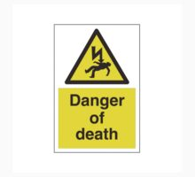 Danger Of Death !  by stude