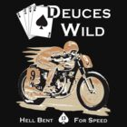 Deuces Wild Cafe Racer by Thomas Luca