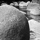 Rocks: Mosman Gorge Far North Queensland by Nick  Taylor