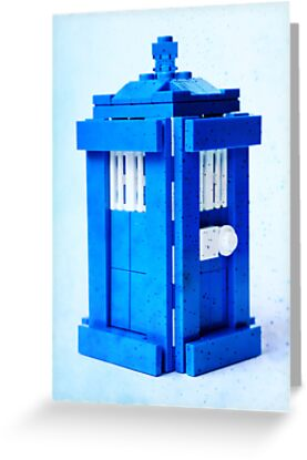 Lego TARDIS by timkirman