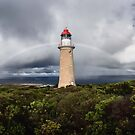 Cape du Couedic Lighthouse by damienlee