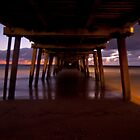 Under the boardwalk  by Tamarama72