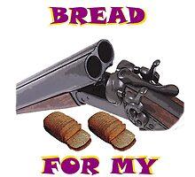 Bread Gun by Almeister5000