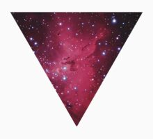 Galaxy Triangle design by galaxyshirts