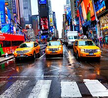 Taxi by Paul Thompson Photography