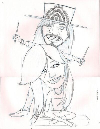 Tricia & Shaanan by joesmithrealnam