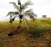 Fuzzy Tree by Nina-Rosa