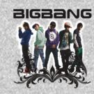 BigBang- Unofficial Band design by Margybear
