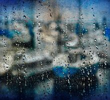 Rainy Day Blues by Lynnette Peizer