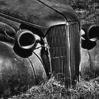 Bodie Car by Bob Wall