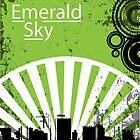 Emerald Sky by Riccarmon12